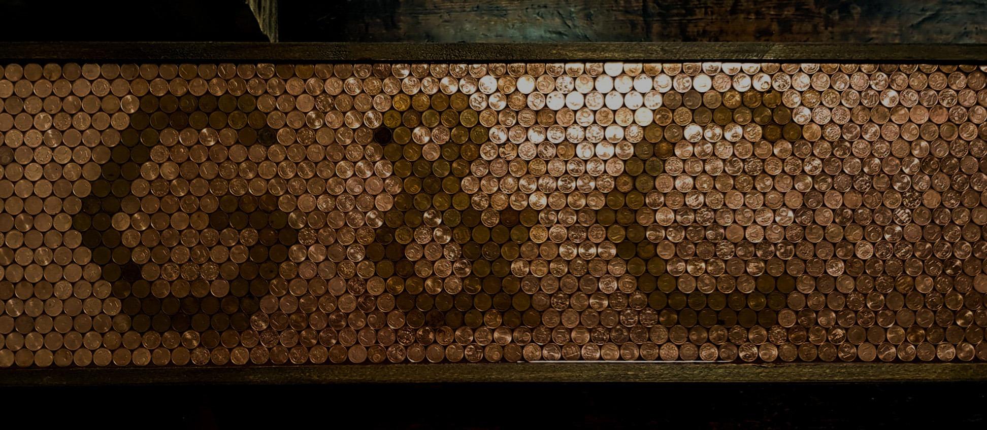 Gents&Crooks - De ingelegde G&C-bar