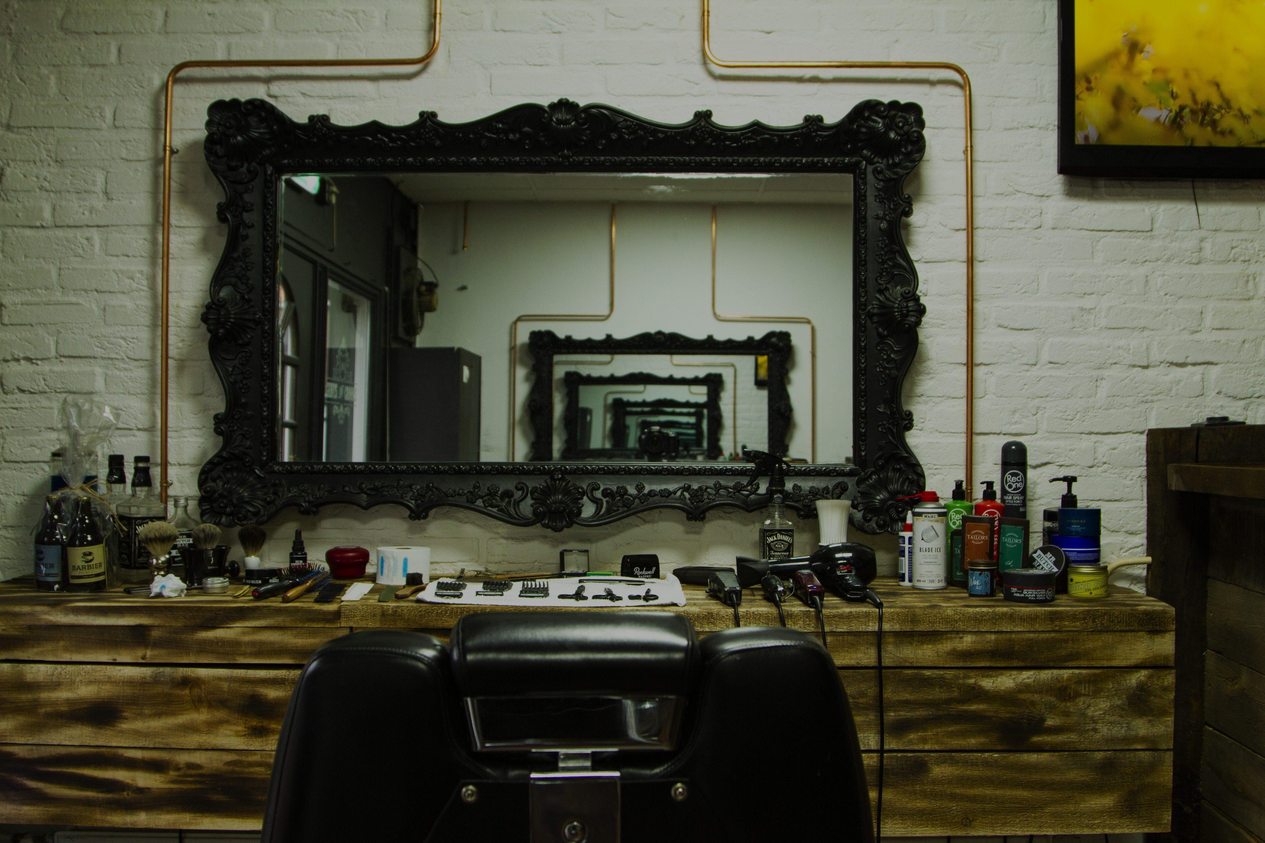 Gents&Crooks - Barbier aanzicht