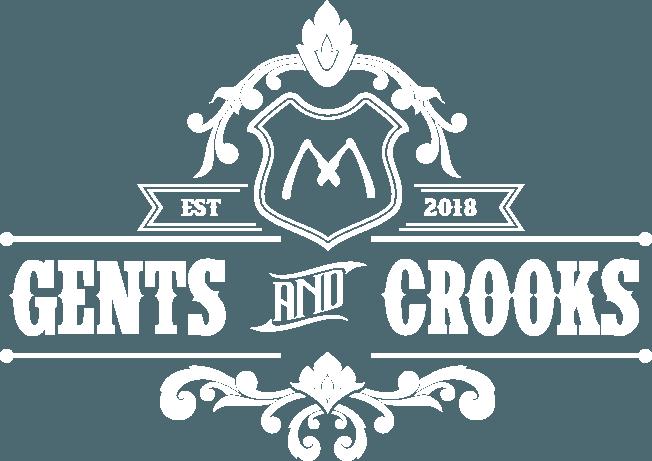 logo -Gents and crooks